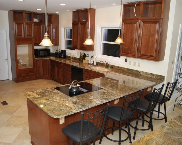 Granite kitchen countertops granite countertops