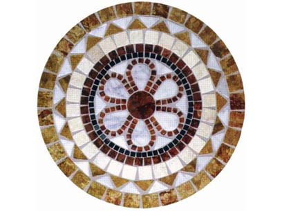 CL-MP062 is a mosaic tiles picture