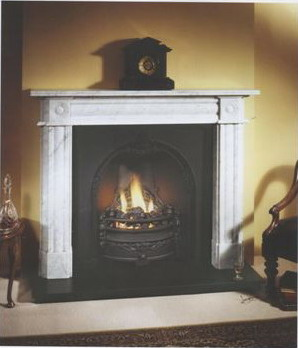 stone fireplace,cl-f026