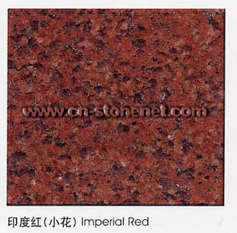 imported granite color,imperial red